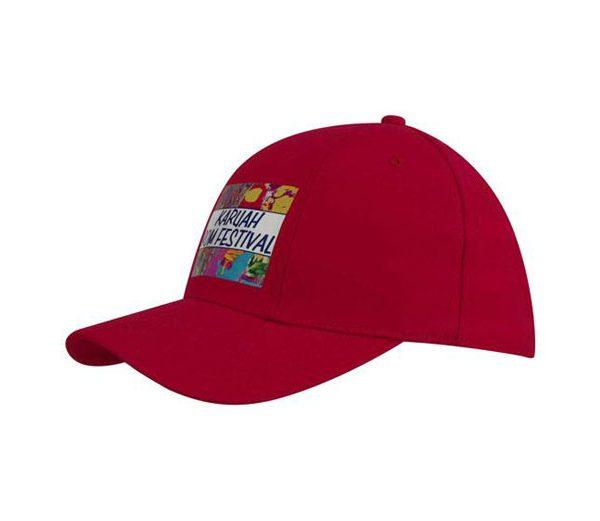 Cap 4054 red