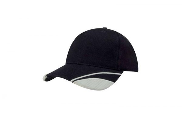 Cap 4058 black white
