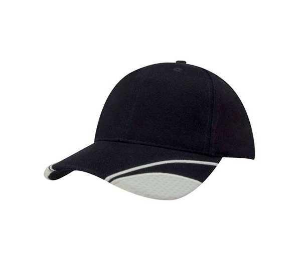 Cap 4058 black white