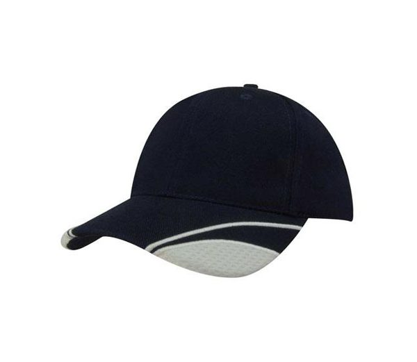 Cap 4058 navy white
