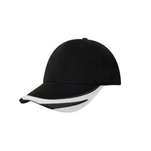 Cap 4072 black white