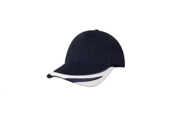 Cap 4072 navy white