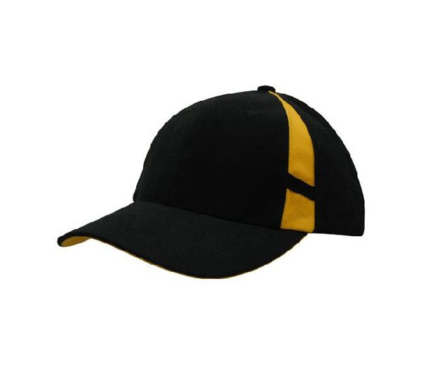 Cap 4096 black gold