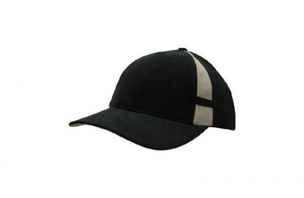 Cap 4096 black grey