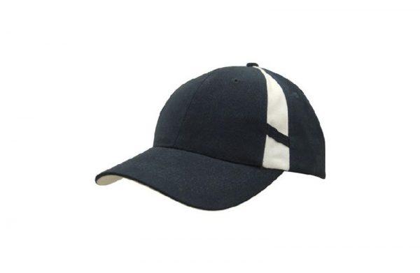 Cap 4096 navy white