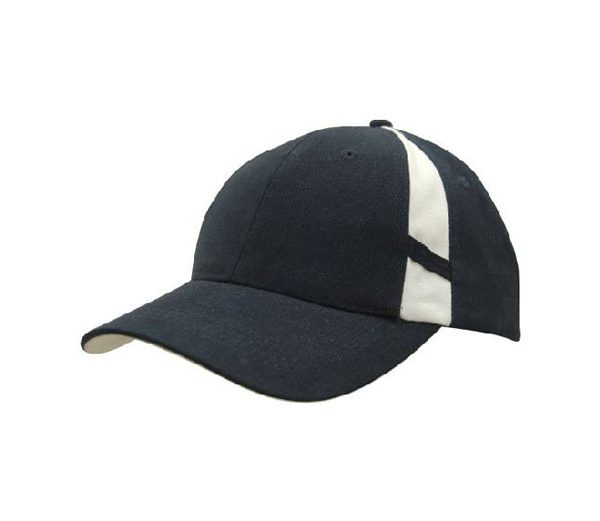 Cap 4096 navy white