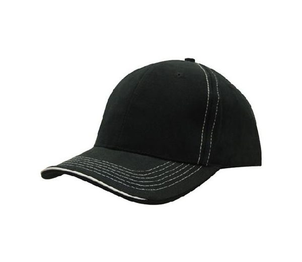 Cap 4097 black white