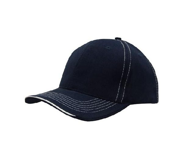 Cap 4097 navy white