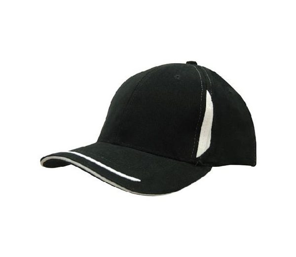 Cap 4098 black white