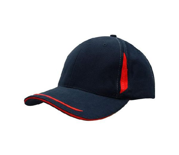 Cap 4098 navy red