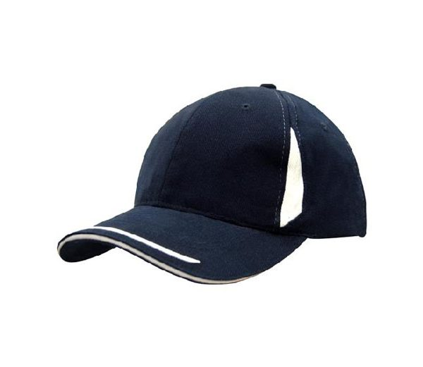 Cap 4098 navy white