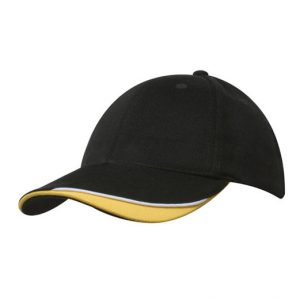 Cap 4167 Black gold