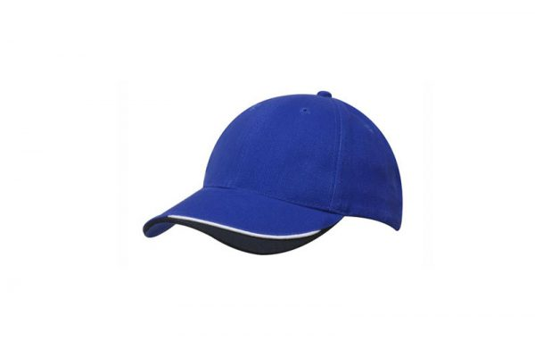 Cap 4167 royal white navy